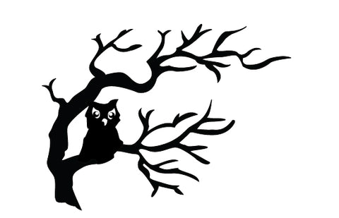 halloween-owls-silhouette-vector