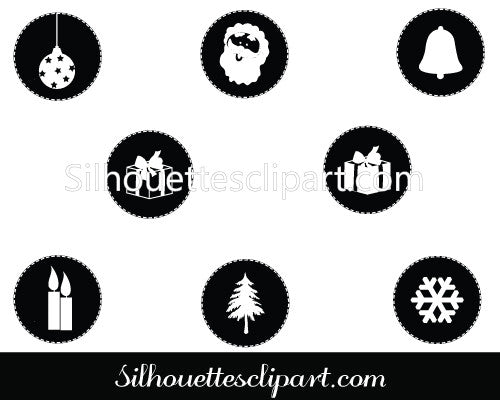 Christmas Vector Graphics Pack