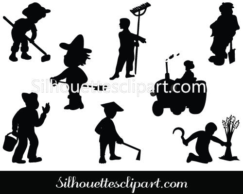 Silhouette Vector Graphics Pictures Clipart Images and more ...