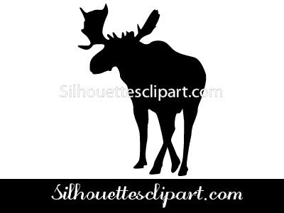 Moose Vector Graphics