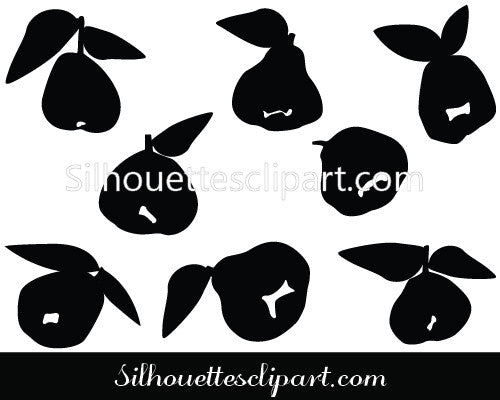 Rose Apple Vector Graphics