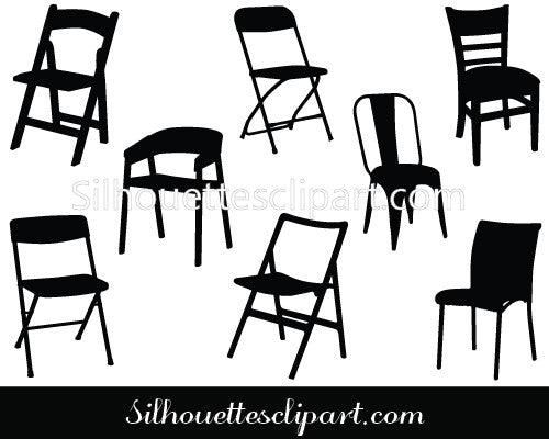 Chair Vector Graphics