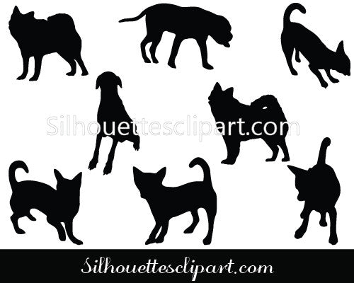 Dog Vector Graphics