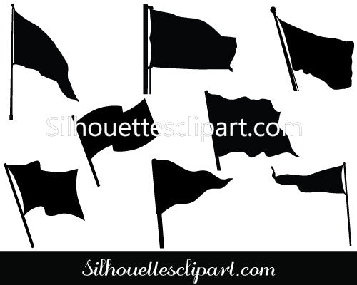 Flags Vector Graphics