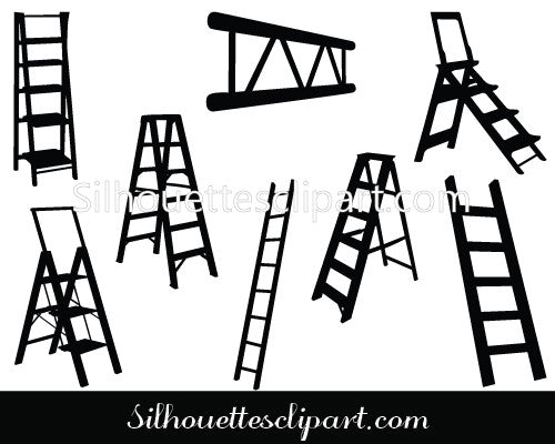 Ladder Vector Graphics