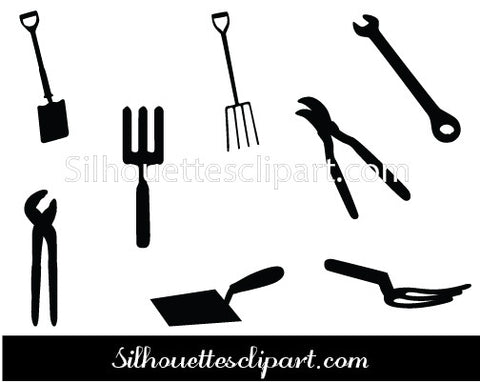 Tools Vector Graphics