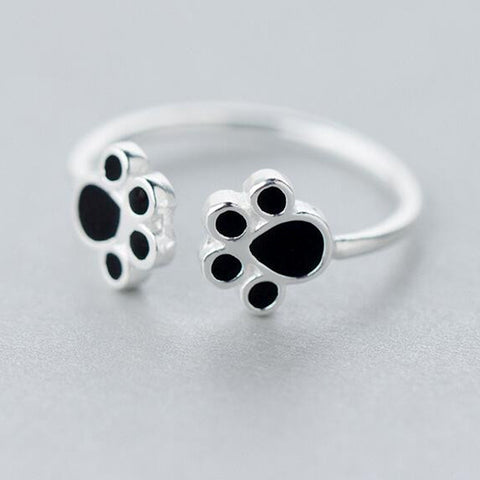 BOOS™ Love Your Dog Ring 925 Sterling Silver