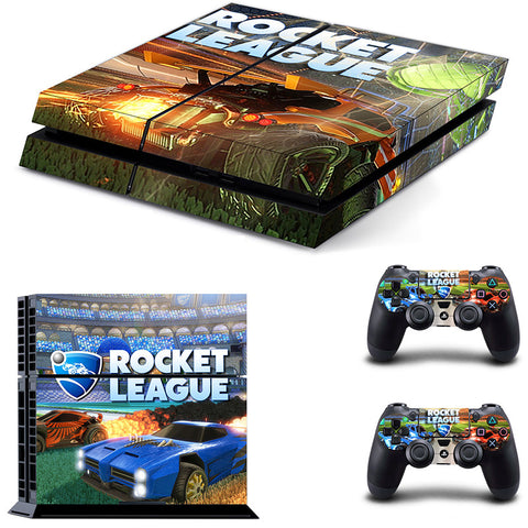 PS4 Protective Skin - Rocket League