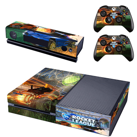 XBOX ONE Protective Skin - Rocket League
