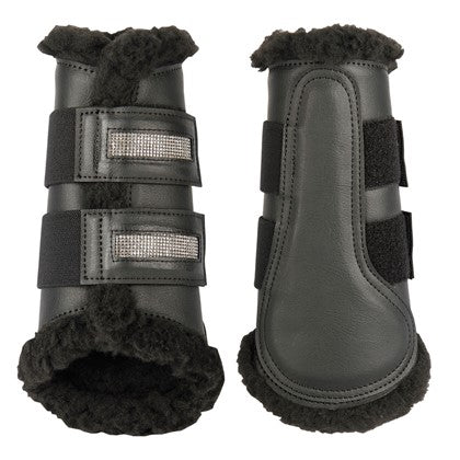 Crystal Protection Boots Flextrainer by Harry's Horse