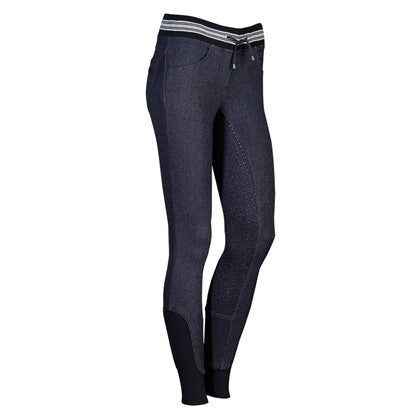 Jazz II Full Grip Denim Breeches