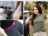 Unbelts Classic - Equestrian Riding Belts
