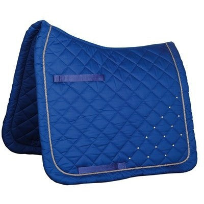 Faringdon SaddlePad with Crystals - Dressage by Harry's Horse