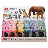 3M Bright Colors Vetrap Bandaging Tape - 4""