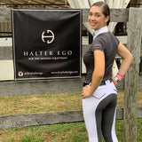 Halter Ego™ 'Perfection' Fullseat Silicone Stretch Breeches