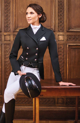Dressage Mini Tails Jacket - Beatrice by Fair Play