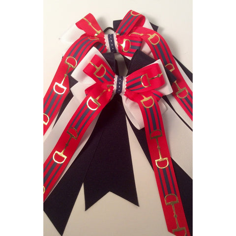 Horse Show Boutique Hair Bows