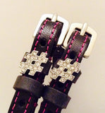 Signature #basicequestrian Spur Straps by ManeJane