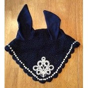 Custom Rhinestone Fly Bonnet