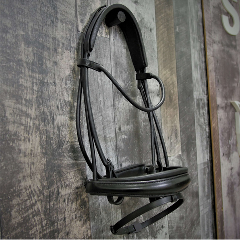Solo Shadow - Snaffle Bridle