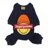 Sugarpreme Jumpsuit Navy