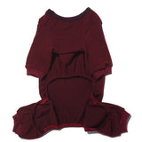 Sugarpreme Jumpsuit Wine