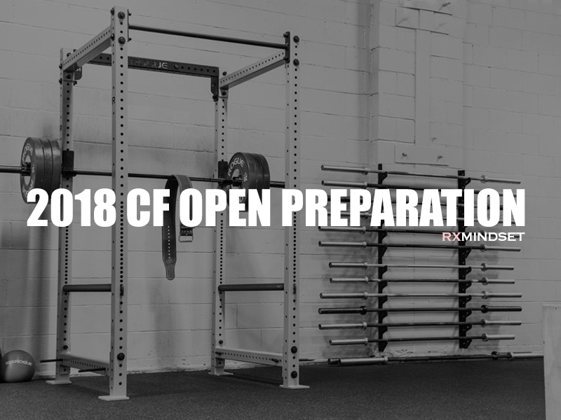 Prepare for the 2018 Open