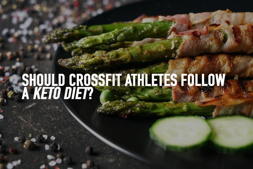 How CrossFit Athletes Eat - Keto?