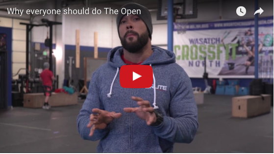 Why You Should do the Open [2017]