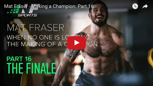 Mat Fraser - The Finale [Documentary]