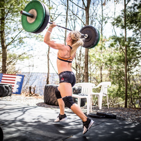 Clean and Jerk CrossFit