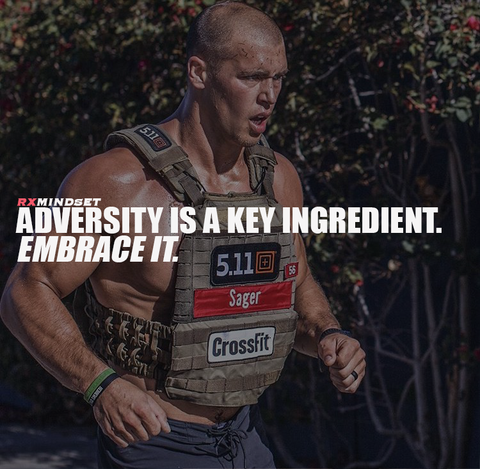CrossFit Motivation Cole Sager
