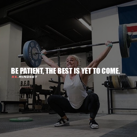 CrossFit Motivation Sara Sigmundsdottir