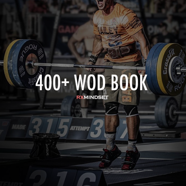 400+  Workouts, Training log - RxMindset