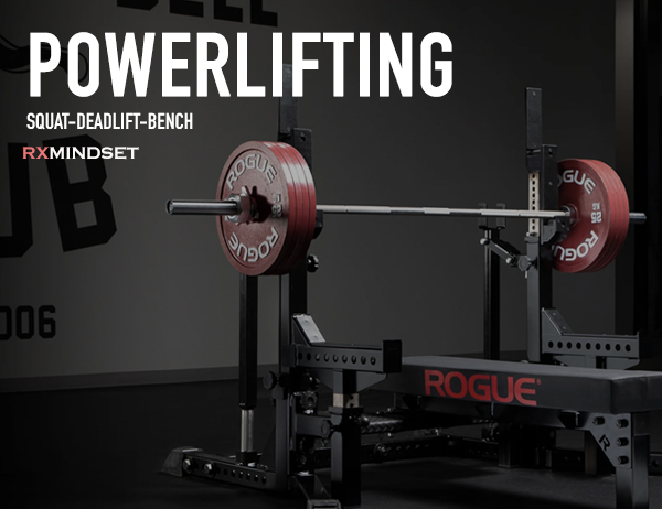 Powerlifting Program - Deadlift, Squat, Bench Press