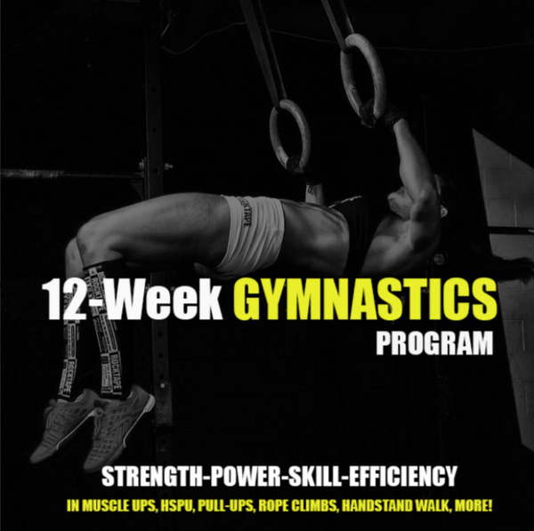 12 week Intermediate/advanced gymnastics program - RxMindset
