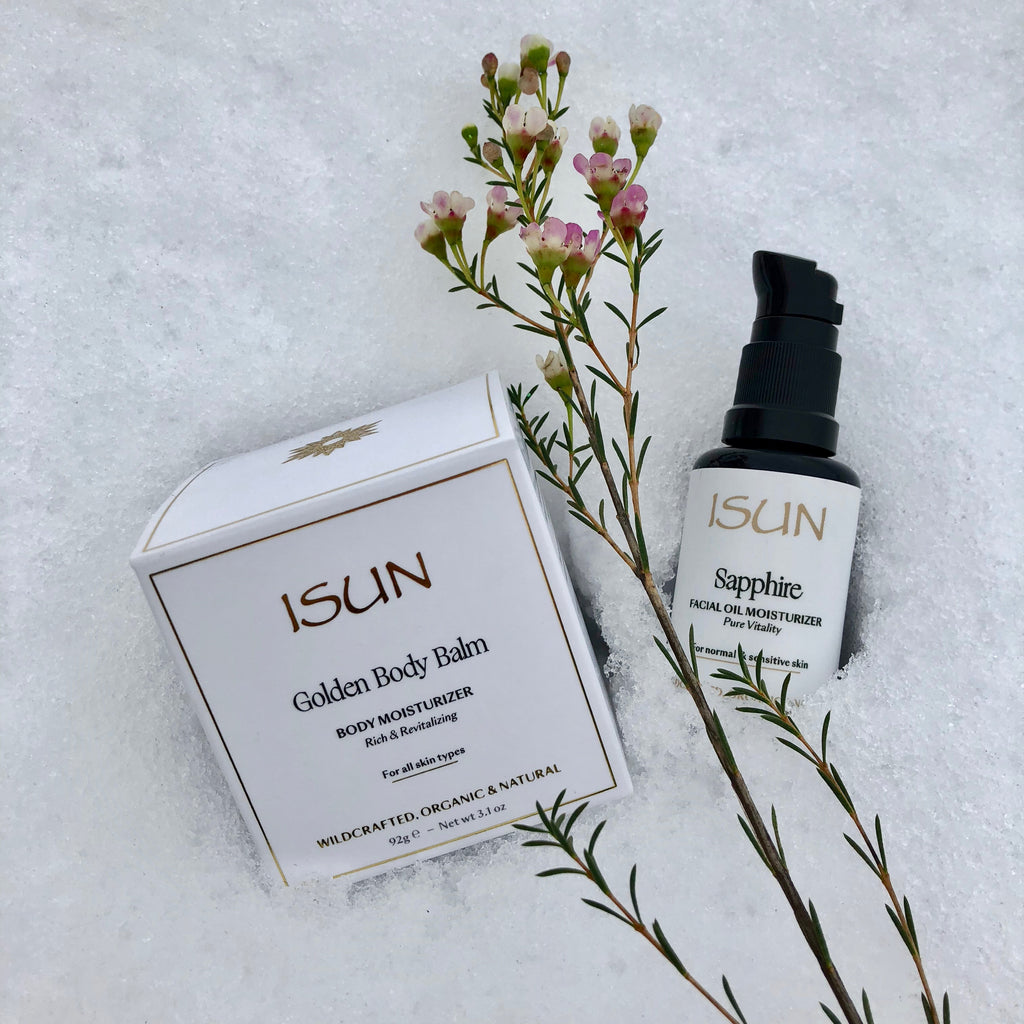 ISUN Essentials for Healthy Skin this Winter