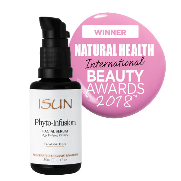 Award-winning Phyto-Infusion Serum