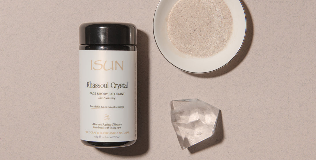 Radiant Skin begins with Exfoliation