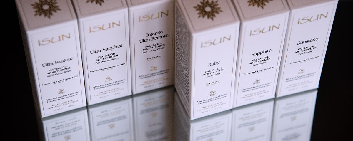 ISUN Facial Oils
