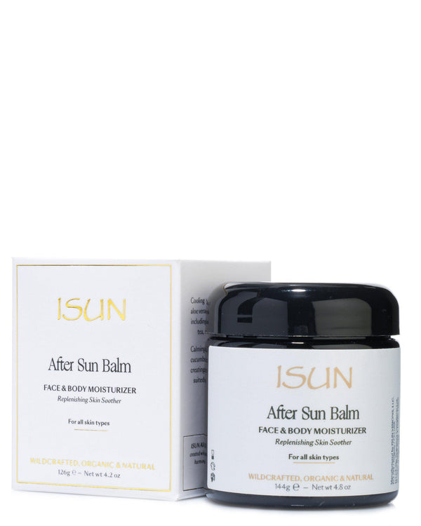 After Sun Balm-Sun Care-ISUN Skincare UK