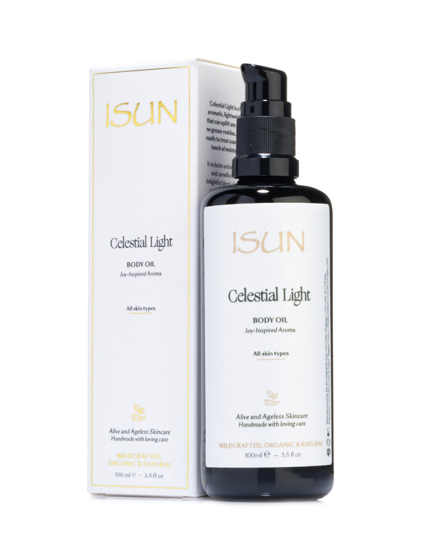 Celestial Light-Body Oil-ISUN Skincare UK