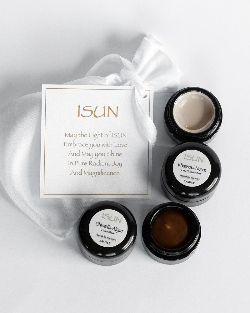Deluxe Mask Set-Travel Sets-ISUN Skincare UK