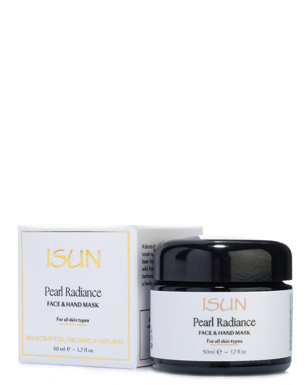 Pearl Radiance-Mask-ISUN Skincare UK