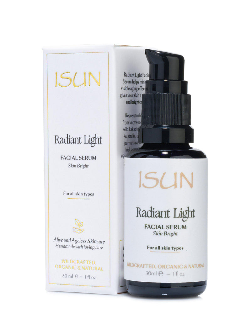 Radiant Light-Serum-ISUN Skincare UK