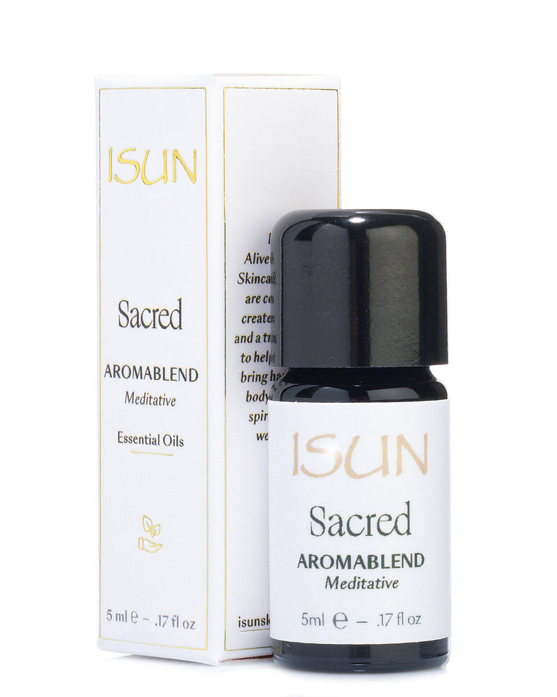 Sacred-Fragrance-ISUN Skincare UK