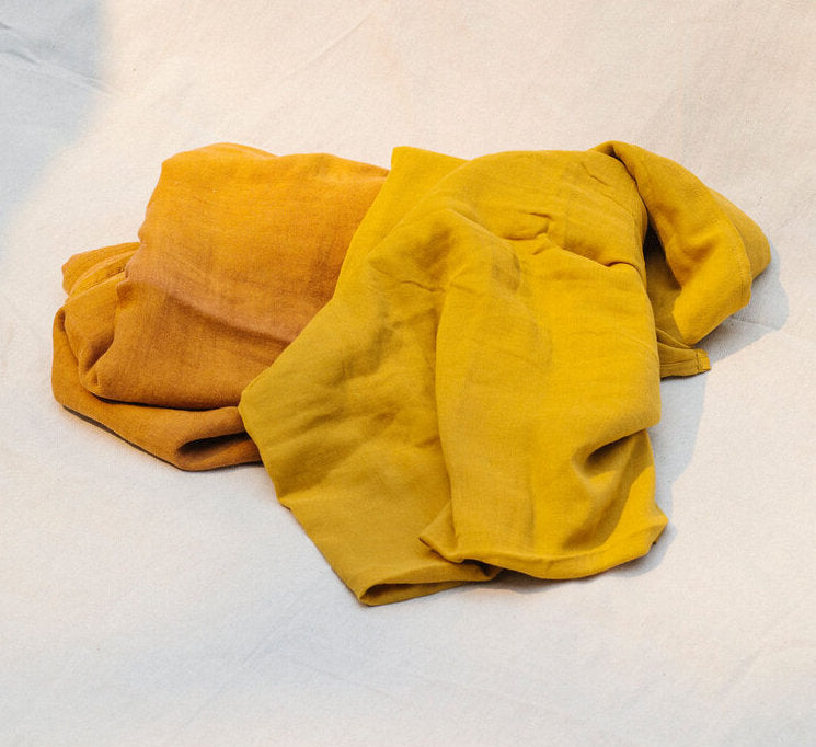 Taninaka Earth Wrap Mustard