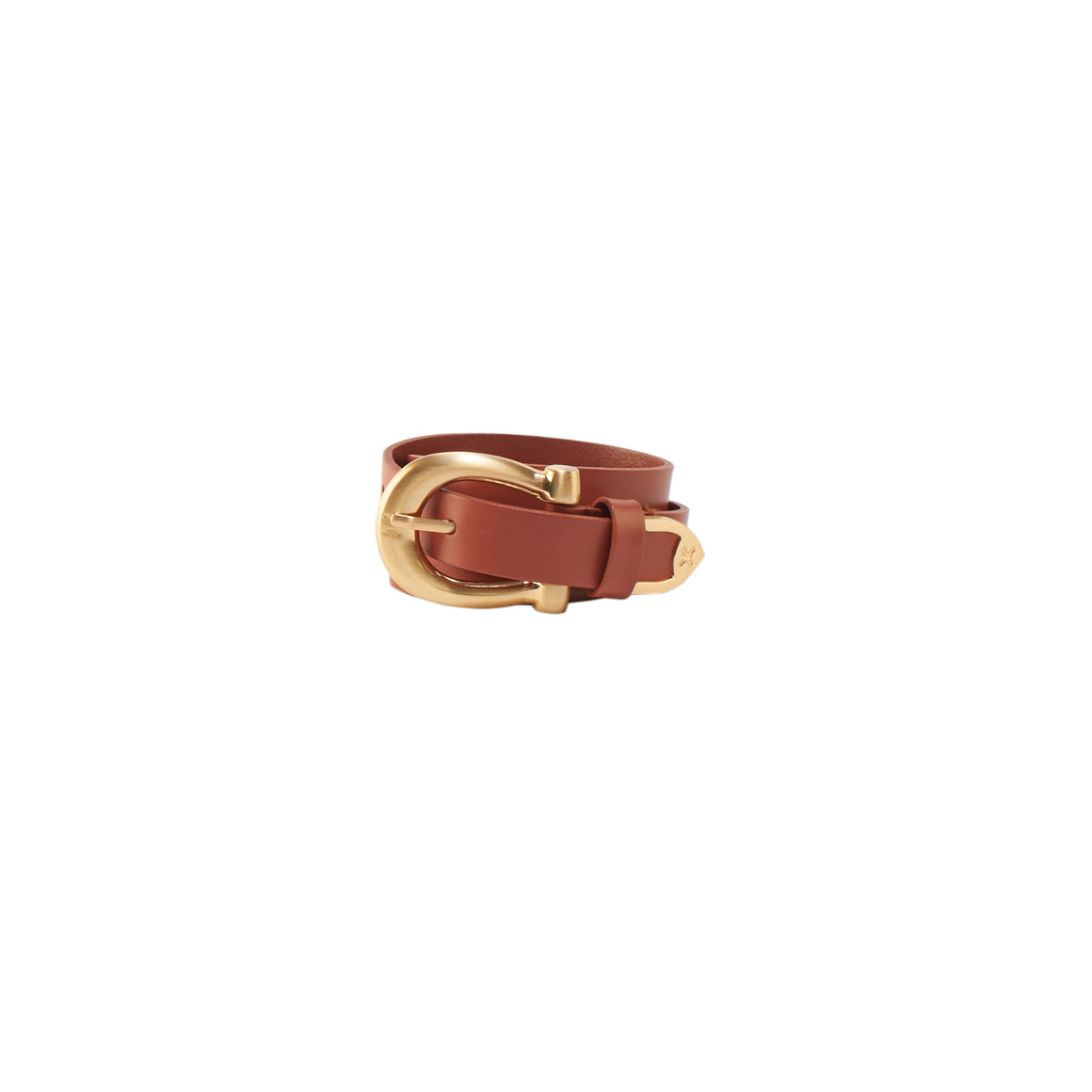 Sancia The Camielle Belt Cognac