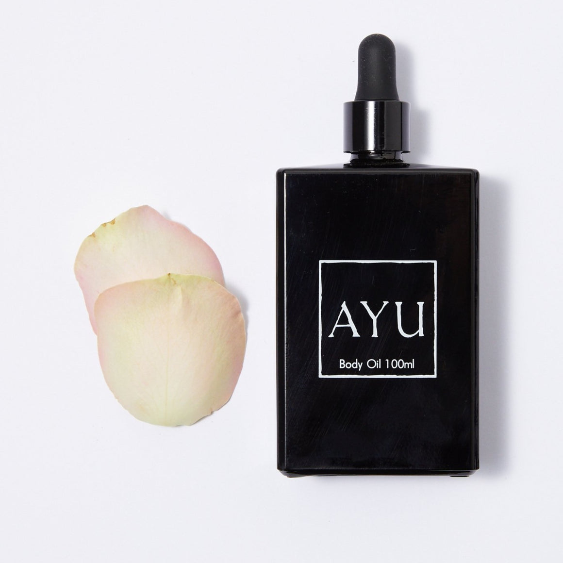 Ayu Rose Otto, Fig & Black Pepper Body Oil
