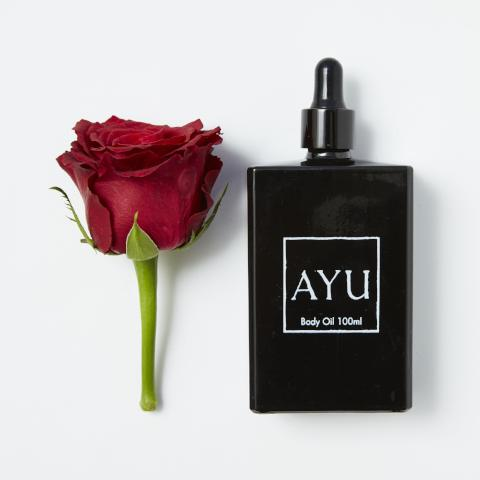 Ayu Ayurvedic Body Oil Pitta